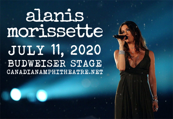 Alanis Morissette at Bank of NH Pavilion