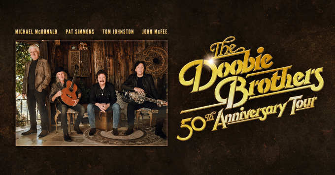The Doobie Brothers at Bank of NH Pavilion