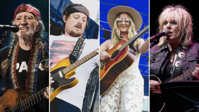 Outlaw Music Festival: Willie Nelson, Sturgill Simpson, Gov't Mule & Margo Price at Bank of NH Pavilion