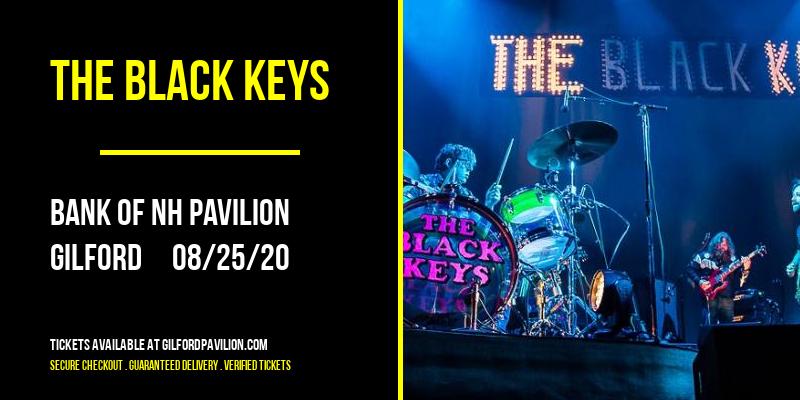 The Black Keys at Bank of NH Pavilion