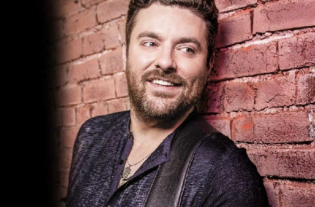 Chris Young, Scotty McCreery & Payton Smith at Bank of NH Pavilion