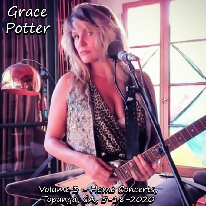Grace Potter at Bank of NH Pavilion