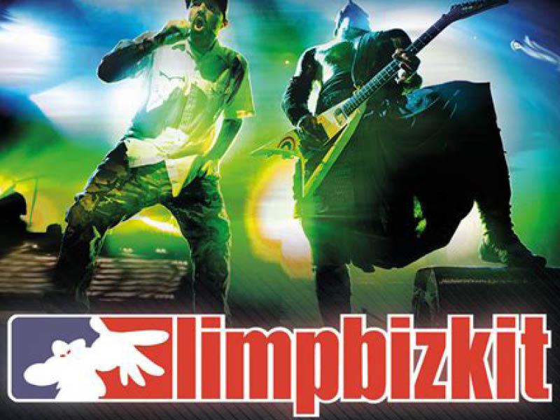 Limp Bizkit [CANCELLED] at Bank of NH Pavilion