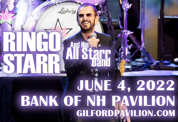 Ringo Starr and His All Starr Band & The Avett Brothers at Bank of NH Pavilion